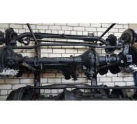 Передний мост гибридный УАЗ-452 Тимкен