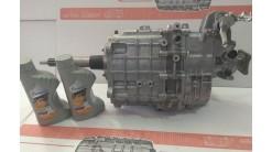 Коробка переключения передач КПП ГАЗель некст н/о A31R32 330Нм под джойстик